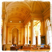 The Great Library at Osgoode Hall