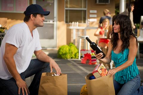 grayson cougar women Cougar town's season 5 finale was all about expecting the unexpected, if you will  bobby and grayson signed up for a two-on-two basketball league.