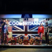 Cool Britannia, a souvenir shop