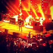 And more concerts (Keith Urban)...