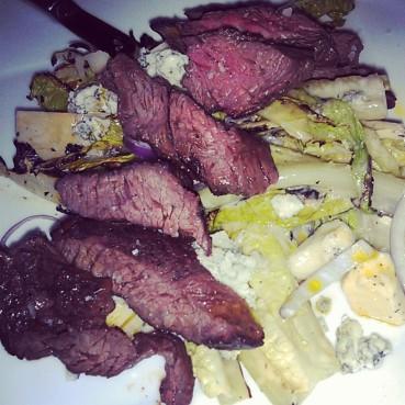 The Jackson Steak Salad