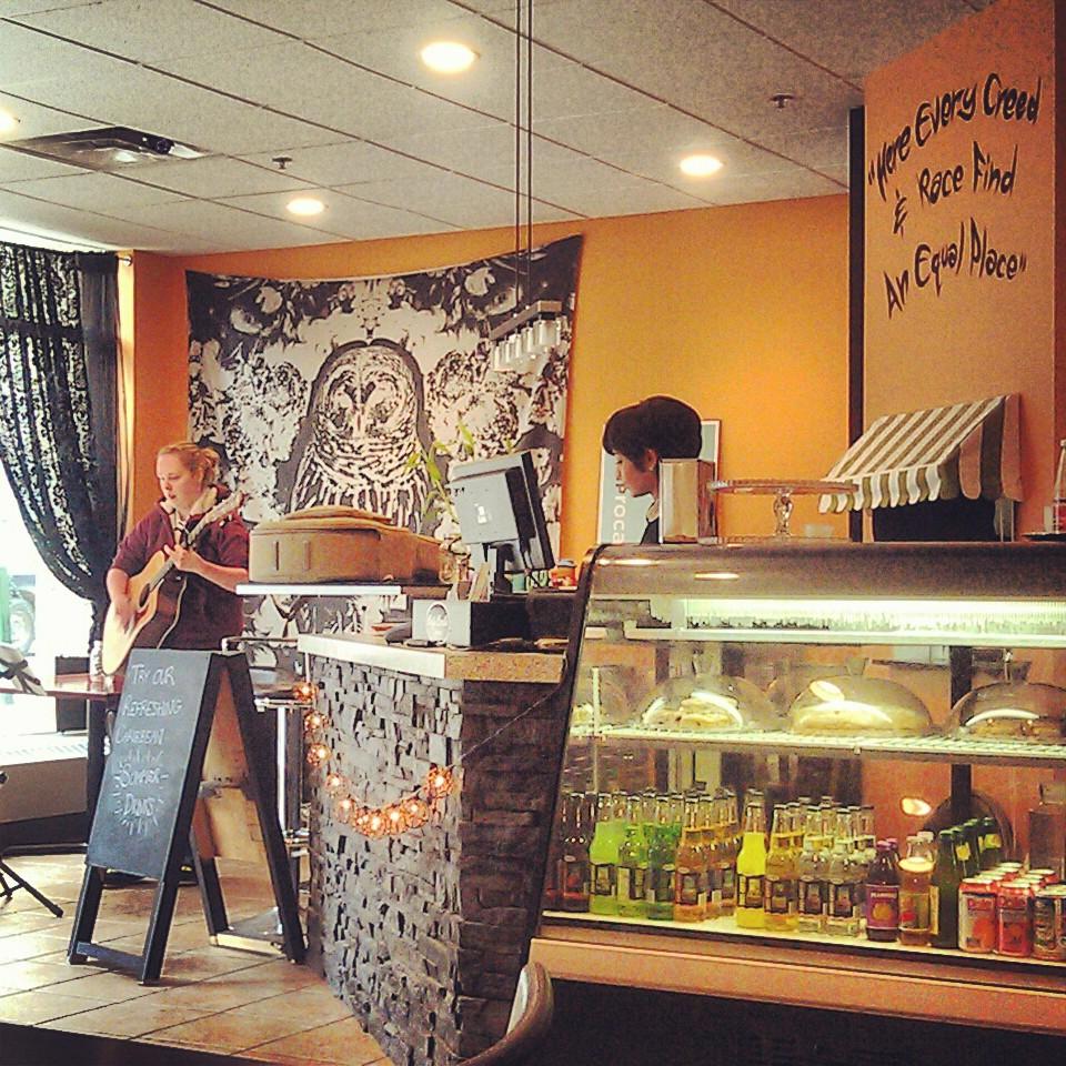 edmonton restaurant review: café caribé   fa(shion).fi(lm).fo(od