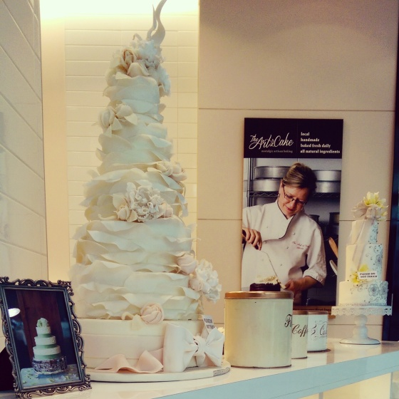 Consider The Art of Cake for your wedding, special event or just because!