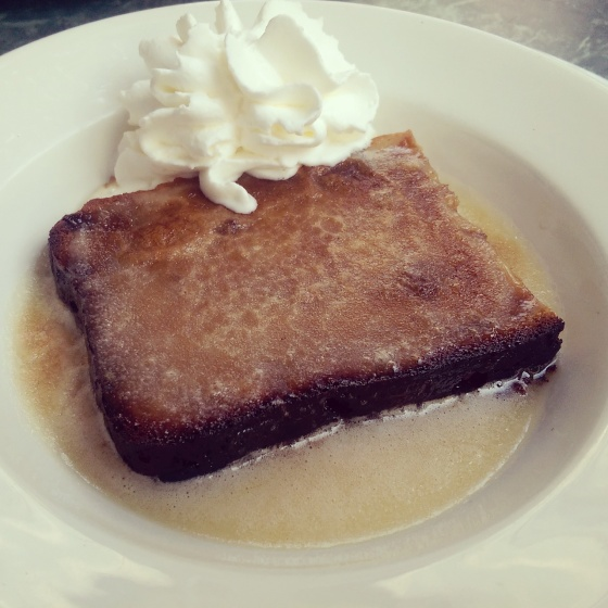 Jack's Grill Bread Pudding