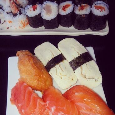 More sushi and maki at Zen.
