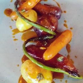 New Potatoes & Carrots