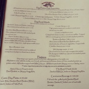 Part of the Sloppy Hoggs Roed Hus menu. Also available at AE's.