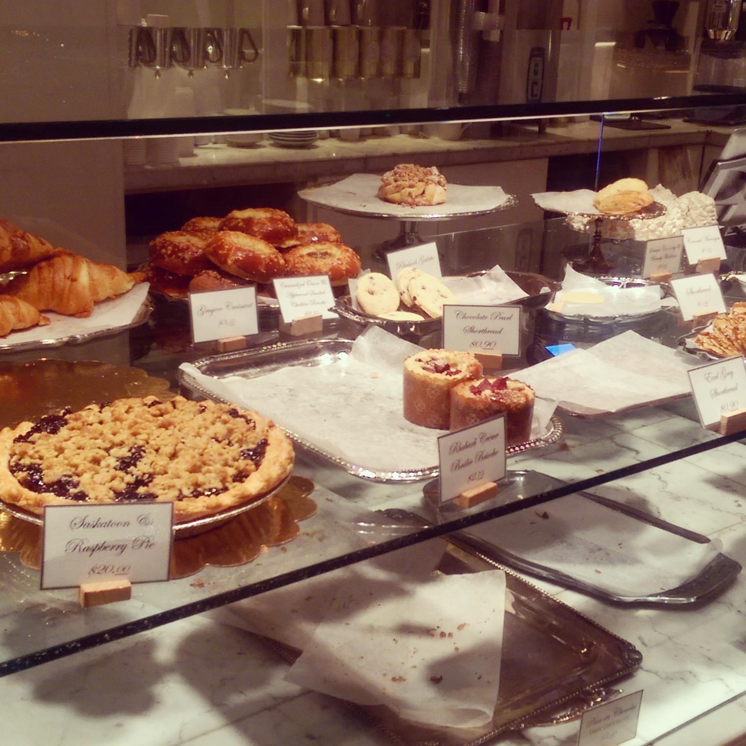 Summer Dessert Bakery Cafe Icon City