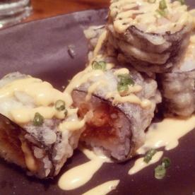 Crispy Spicy Tuna Roll