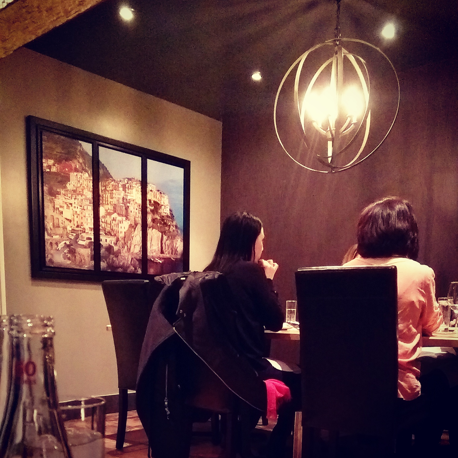 Edmonton restaurant review cibo bistro fa shion fi lm for Best private dining rooms edmonton