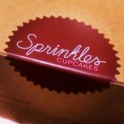 Sprinkles Cupcakes, we meet again!