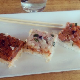 Underbelly's trio tartar