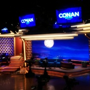 The Conan stage.