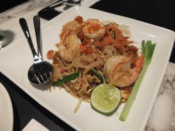 More pad Thai