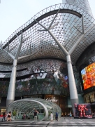 ION Orchard mall in Singapore