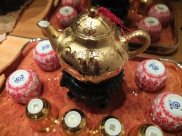 A pretty tea set