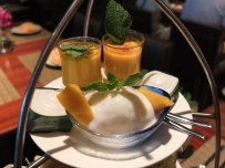 Thai style high tea - desserts