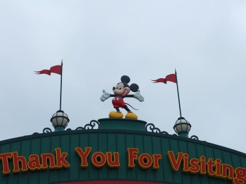 Thanks for visiting Hong Kong Disneyland!