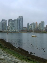 A view from the Seawall.