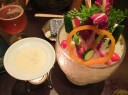 Vegetable Fondue at Bohemian
