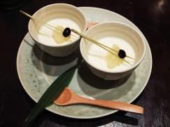 Dessert at Bohemian