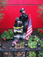 A small fire station tribute to 9/11