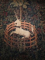 The Unicorn in Captivity, which is the 7th in The Hunt of the Unicorn series