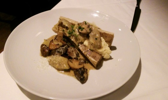 Bone Marrow Agnolotti