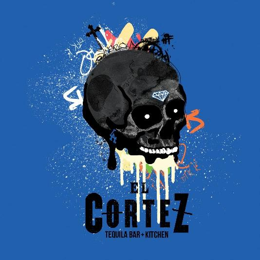 El Cortez's Twitter Image. I love this logo.