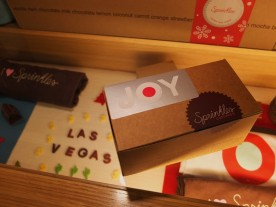 Sprinkles Las Vegas to go box!