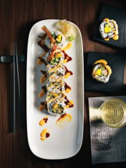 Dynamite Roll. Photo from Earls site.