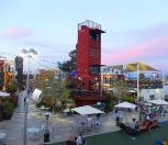 The container park.