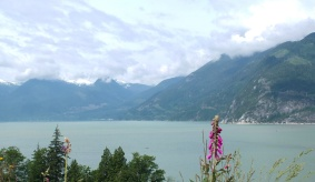 Popular road stop on the way from Squamish to Vancouver.