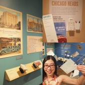 The Chicago Authored gallery.