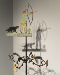 Weathervane by Henry Driehaus.