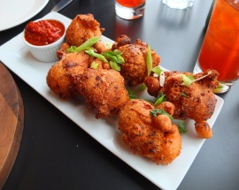 Brazilian Cheese Fritters
