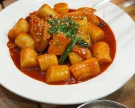 Spicy DdukBboKki