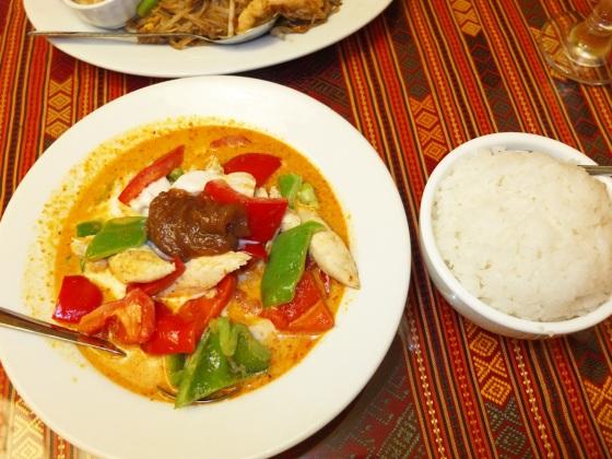 Edmonton Restaurant Review Ruamit Thai Restaurant Fa