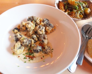Fried Escargots & Tartar Sauce