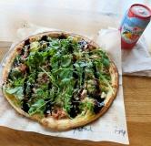 Personalized White Top Signature Pizza