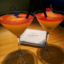 More Bellinis with their animal toppers.