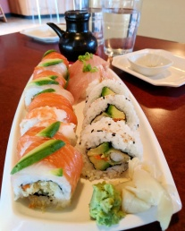 Dynamite Roll is on the right.