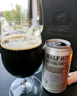 Half Hitch Brewing Company's Shotgun Wedding Brown Ale