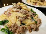 Italian Sausage Cavatelli