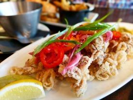 Pepperoncini Calamari