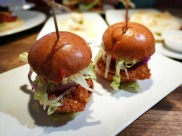 Mini Crispy Chicken Sandwiches