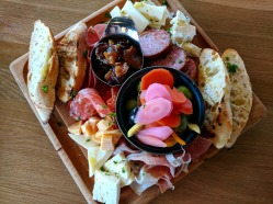 Carne E Formaggio Board for 2 People