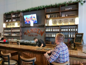 Hansen Distillery Bar