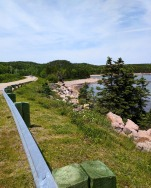 Windy roads make up most of Cabot Trail.