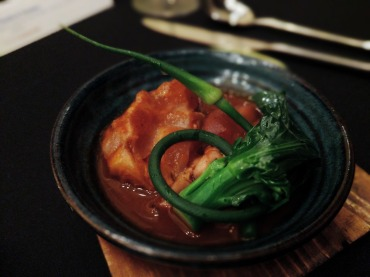 Sweetbreads & Tendon